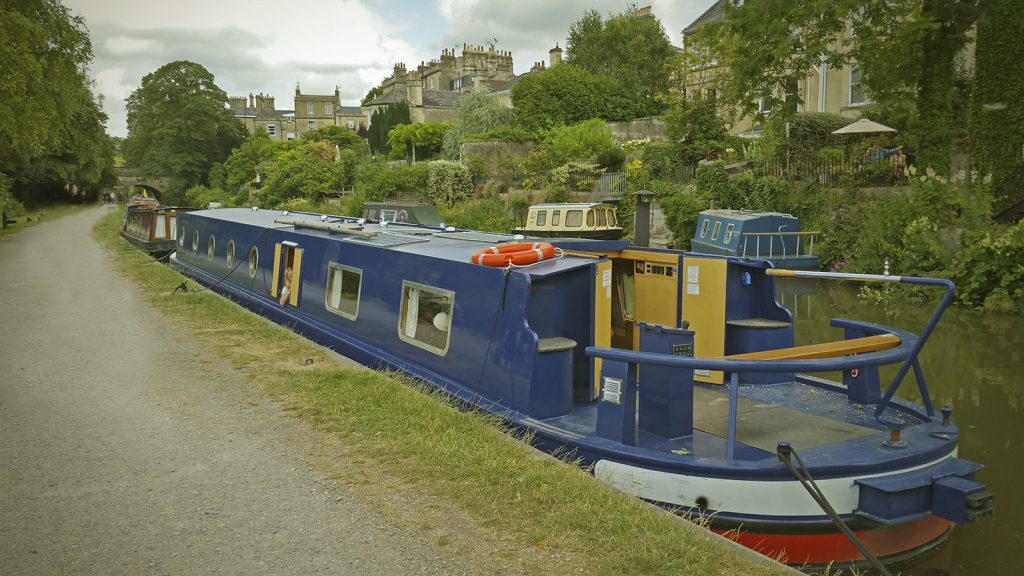 bath city centre mooring